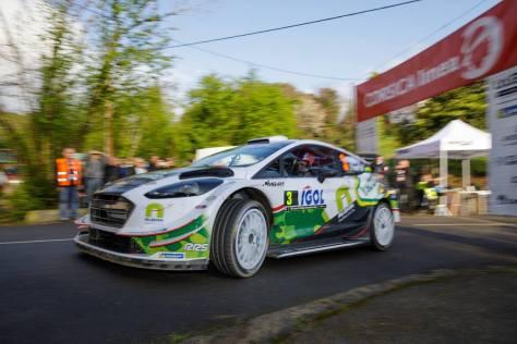 Тур де Корс 2018 - Брайан Буффье - М-Спорт Форд