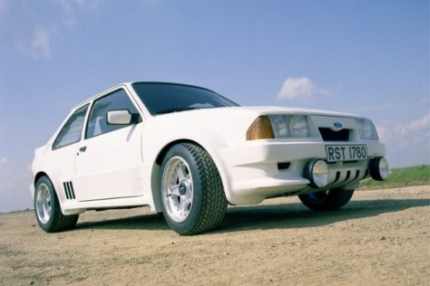 Ford Escort RS 1700T
