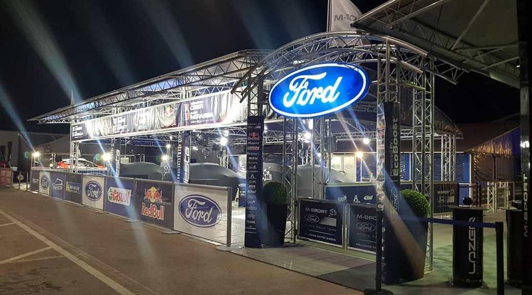 Ралли Италия 2018 - М-Спорт Форд