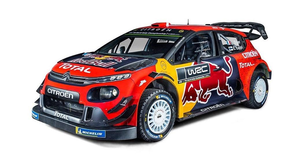 Citroen C3 WRC - 2019