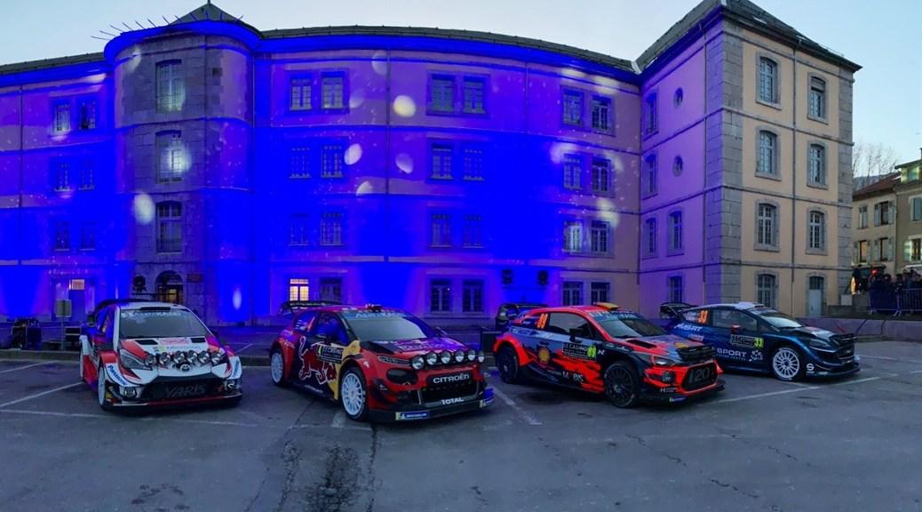 Ралли Монте-Карло 2019 - WRC