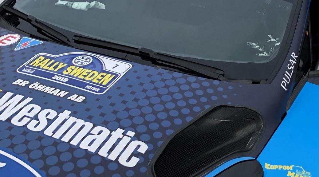 Ралли Швеции 2019 - Понтус Тидеманд - М-Спорт Форд