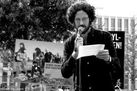 Amnesty International mit Max Herre, Berlin 2015