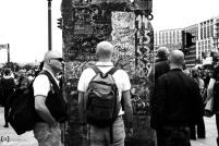 Drei Glatzen auf dem Berliner CSD, 2004