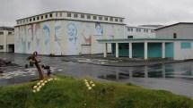 am Hafen von Vestmannaeyjar