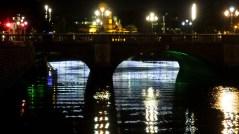 Brücke über die Liffey