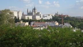 Königspalast und Kathedrale