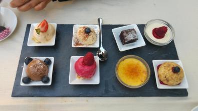 """""""8 Dessertvariationen"""""""