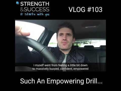 VLOG #103 – THE best drill for building team spirit
