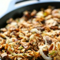 Healthy Gluten-Free + Vegan Green Bean Casserole (Allergy-Free)