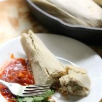Gluten-Free Pinto Bean Tamales (Vegan, Allergy-Free)