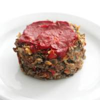Mini Meatloaves: Vegan Meatloaf Muffins (Gluten-Free, Allergy-Free)