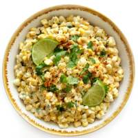 Vegan Mexican Street Corn Salad (Gluten-Free, Allergy-Free)