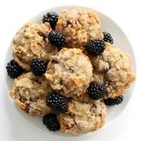 Gluten-Free Blackberry Muffins (Vegan, Allergy-Free)