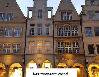 Ganz Normal Das Münster Rätsel