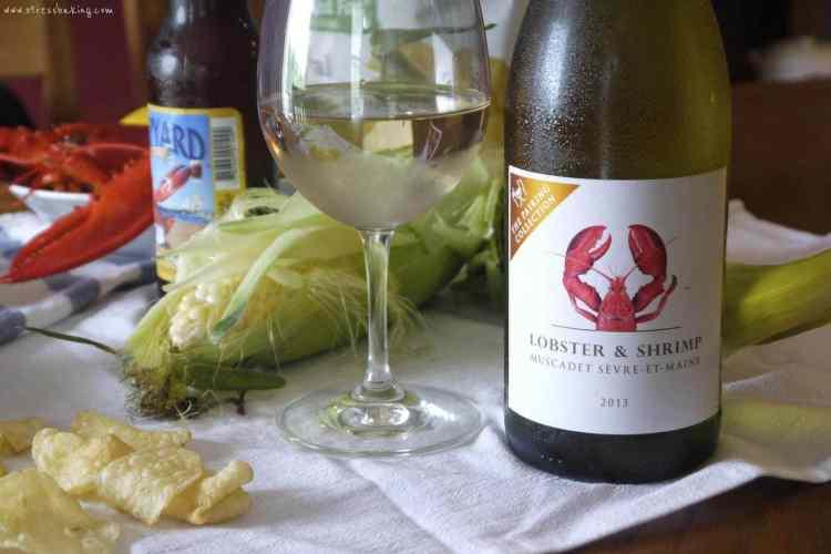 Lobster & Shrimp Wine