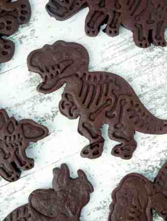 Chocolate Sugar Cookie Cut-Outs
