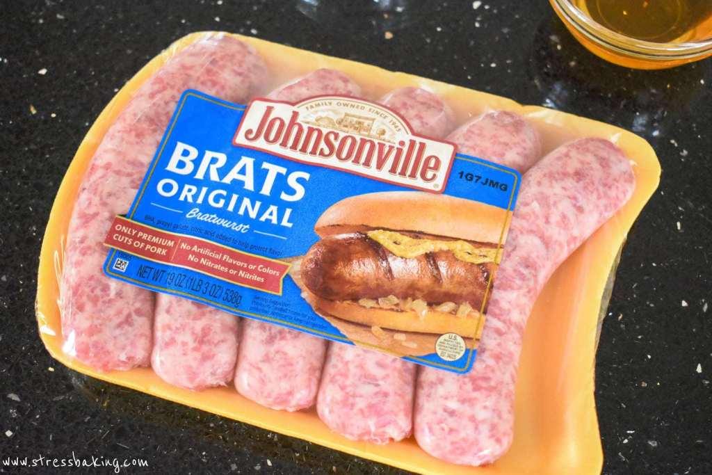 Johnsonville bratwurst