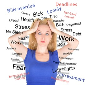 emotional eating from stressful events