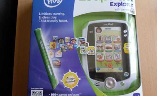 Leappad Explorer Apps And Games