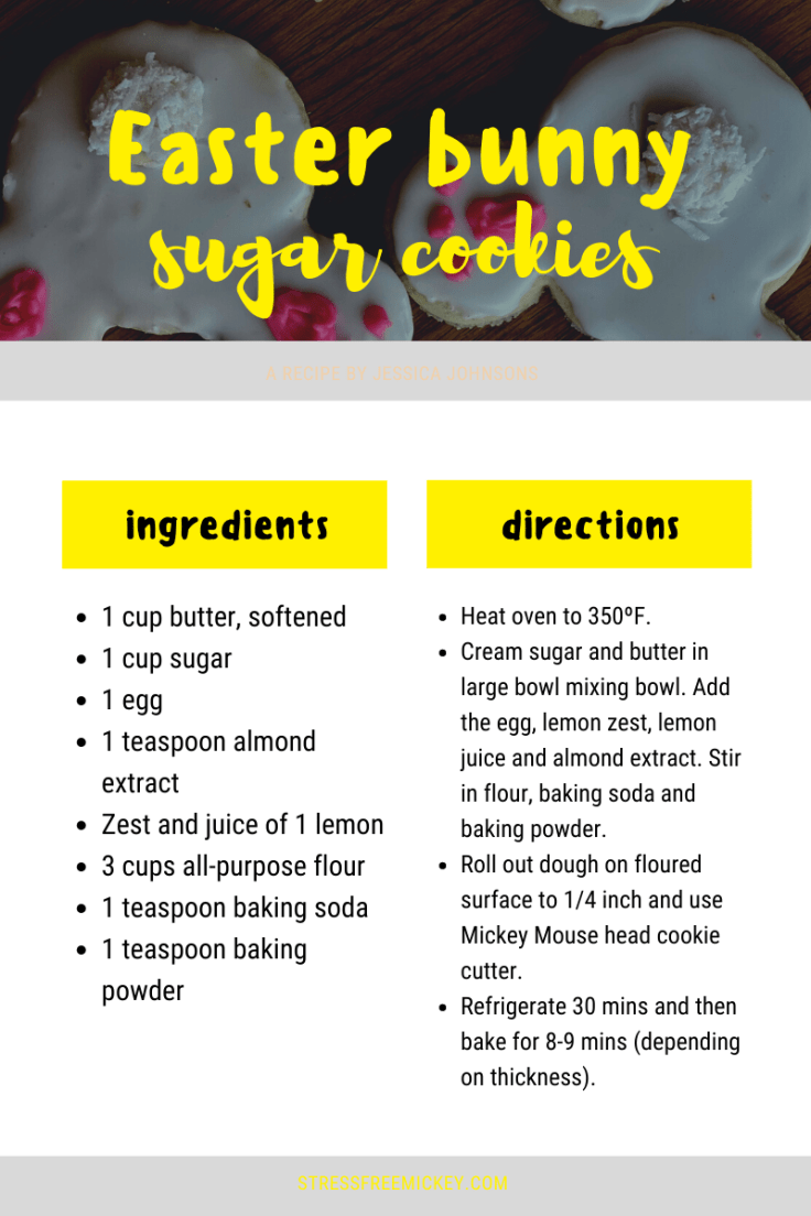 Coral Red Recipe Pinterest Graphic