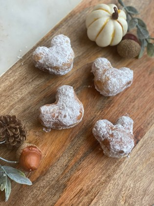 copycat beignets: fall edition
