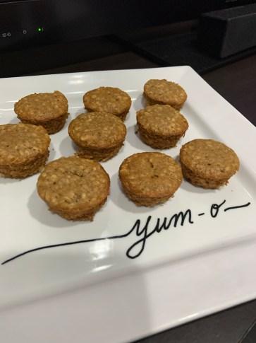 Vermont Maple Muffins