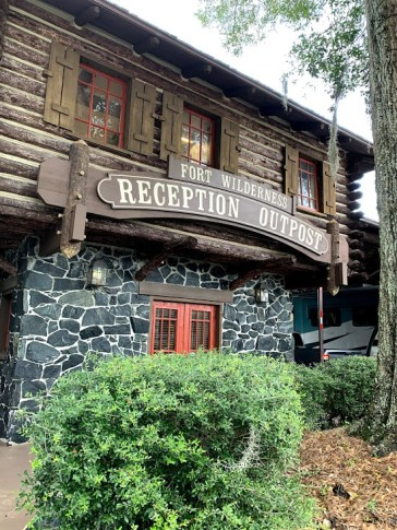 Fort Wilderness and Grizzle Rapid Run