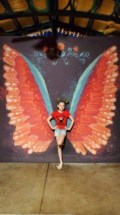 Addie wings DCA