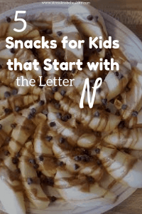 snacks that start with n