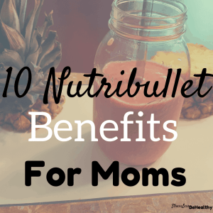 Looking for new ways to raise healthy kids and be an awesome mom? Check out 10 nutribullet benefits to help with your childrens health, provide them with the nutrition they need, and make green smoothies for them and yourself to increase your energy!!