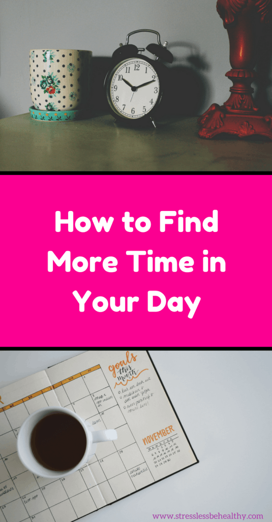 Need more time? Read this! #time find more time, create time, plan, schedule, use time to get more time