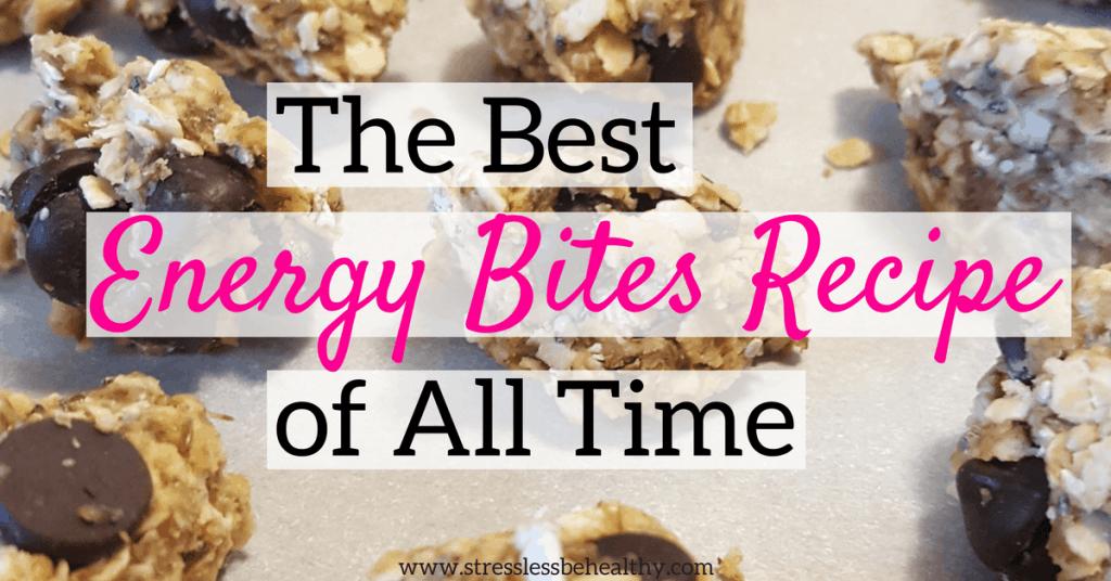 the best energy bites