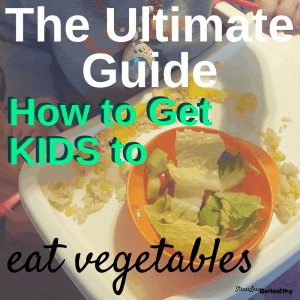 Ever wonder how to get kids to eat vegetables? It can be tough sometimes. Learn the advice from 25+ moms on how to get your child to eat their vegetables! #pickyeaters #healthyhabits #healthtips #children #toddlers #moms #momlife #veggies #vegetables #stresslessbehealthy