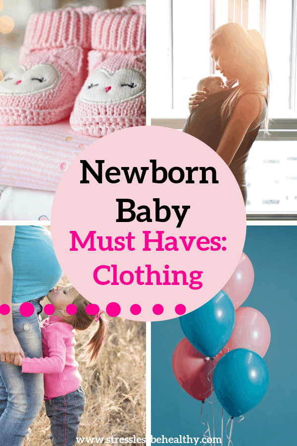 Are you pregnant and preparing for your new baby? Find out what clothing you will need for you newborn with this handy newborn clothes checklist!