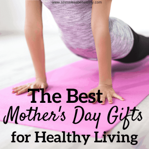 mom doing yoga, healthy mom, health nut mom, what to get a healthy mom for mothers day, healthy living, yoga