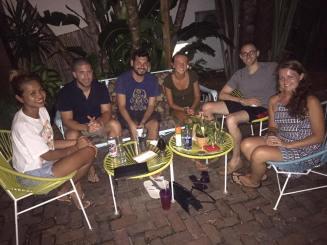 Freehand Miami Dorm Crew