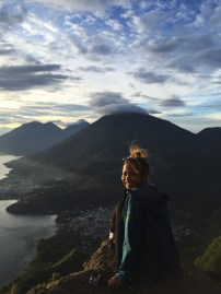 Indian Nose, Lake Atitlan