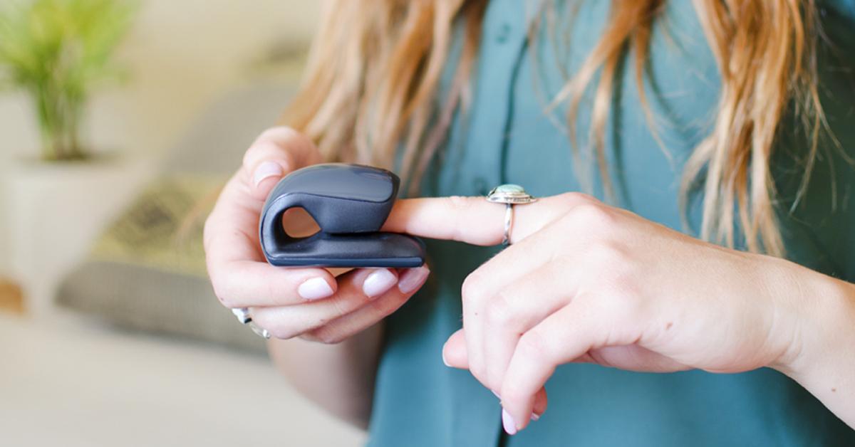 CorSense-On-Finger