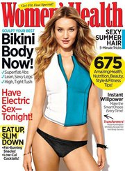 Women's Health July August Issue