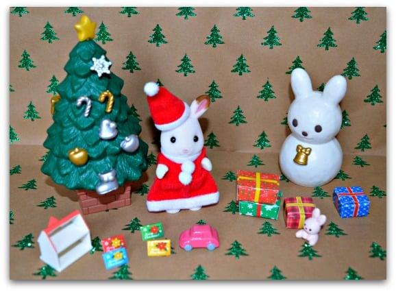 sylvanian-families-christmas-set