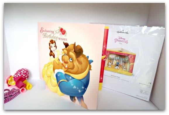 Disney Princess Cards from Hallmark