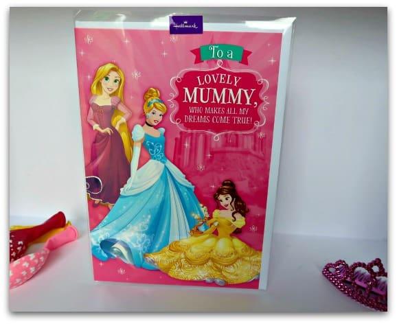 Hallmark Disney Princess Card for Mum