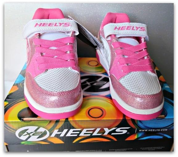 Heelys X2 Plus Shoes Light Pink White