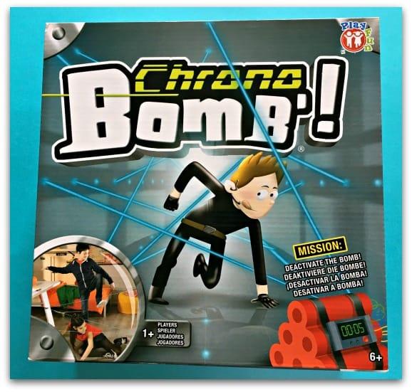 Reviewing – Chrono Bomb