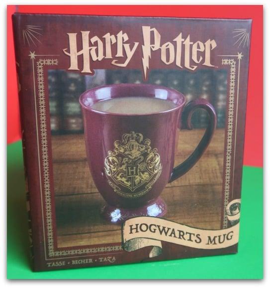 Harry Potter Hogwarts Mug from Truffle Shuffle