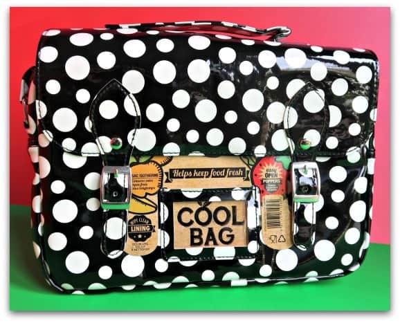 Spots Satchel Lunch Bag from Spearmark