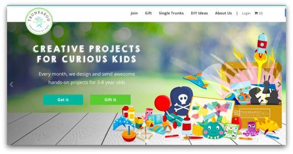 Trunkaroo website