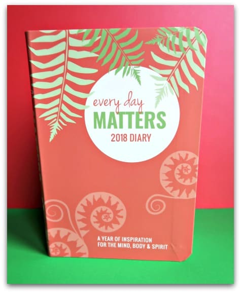 Every Day Matters 2018 Diary