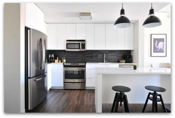 5 Quick and Easy Ways to Update your Kitchen